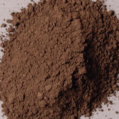 Rublev Colours Italian Raw Umber 100 g - Color: Brown