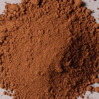 Rublev Colours Rublev Colours Italian Burnt Umber 1 kg - Color: Brown