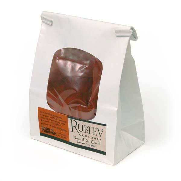 Luberon Red Oxide (Indian Red) 1 kg
