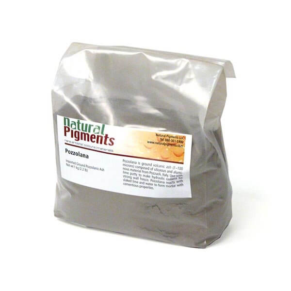 Pozzolana Cement Italy : Natural pigments pozzolana kg is ground
