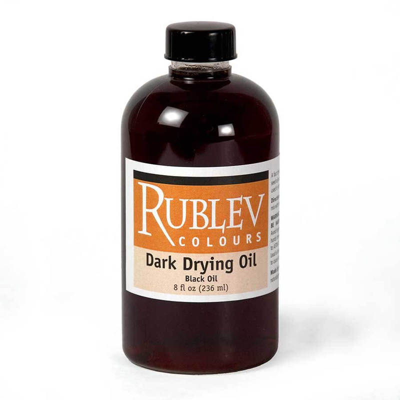 Dark Drying Oil (Black Oil) 16 fl oz