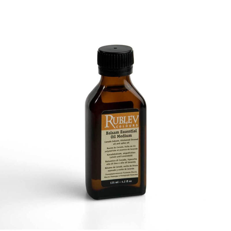 Rublev Colours Balsam Essential Oil Medium (100 ml)