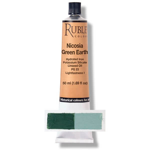 Nicosia Green Earth 50 ml