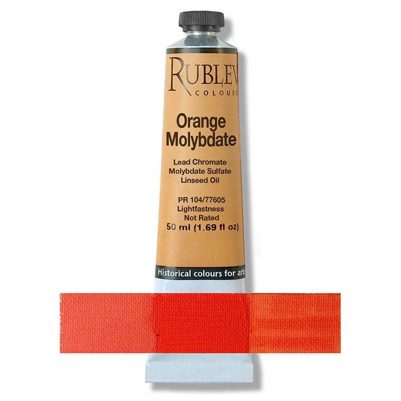 Orange Molybdate 130 ml