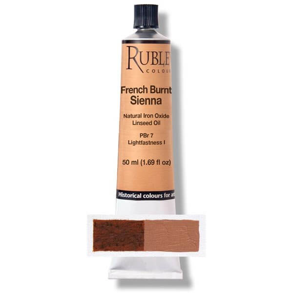 French Burnt Sienna 50 ml