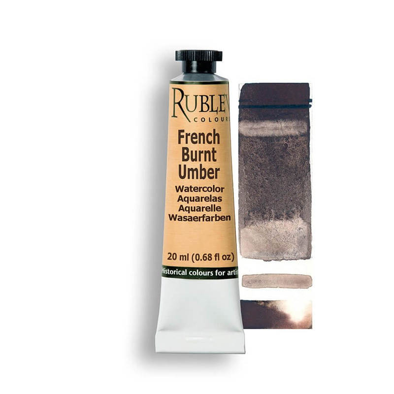 French Burnt Umber 15ml