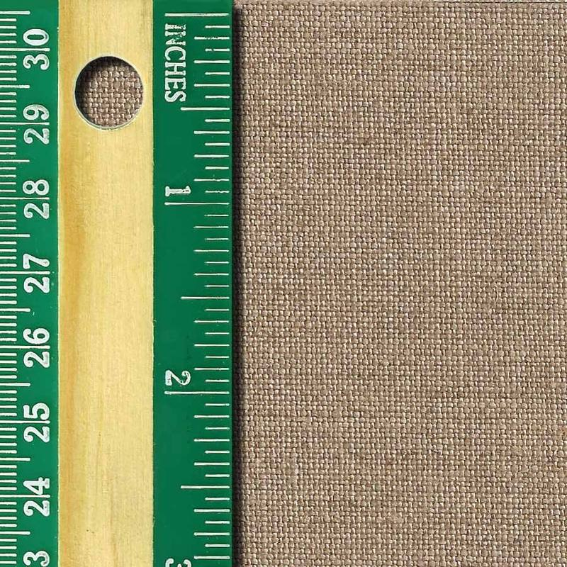 Linen Canvas Roll, Fine, unprimed side
