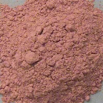 Natural Pigments Rublev Colours Pink Pipestone (Catlinite) 2 fl oz - Color: Pink