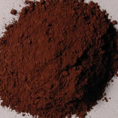 Rublev Colours Luberon Burnt Umber 5 kg - Color: Brown