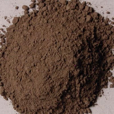 Rublev Colours Italian Green Raw Umber 2 fl oz - Color: Brown
