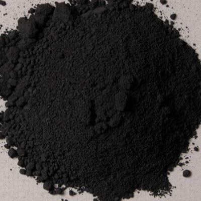 Natural Pigments Lamp Black 4 oz vol