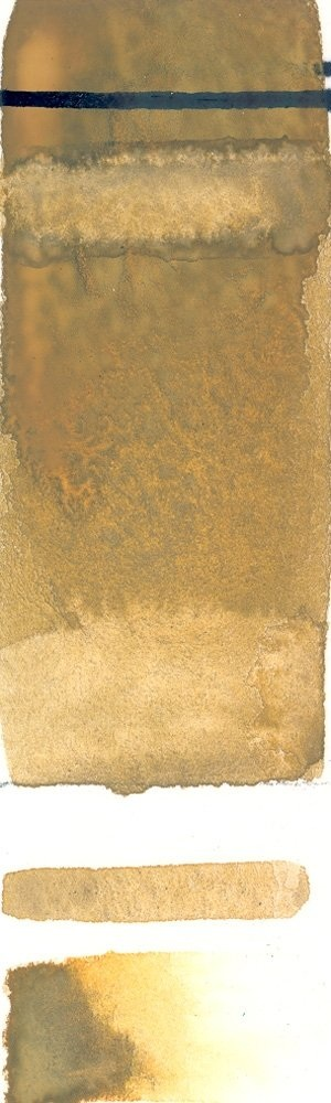 Rublev Colours French Raw Sienna (Full Pan) - Color: Brown