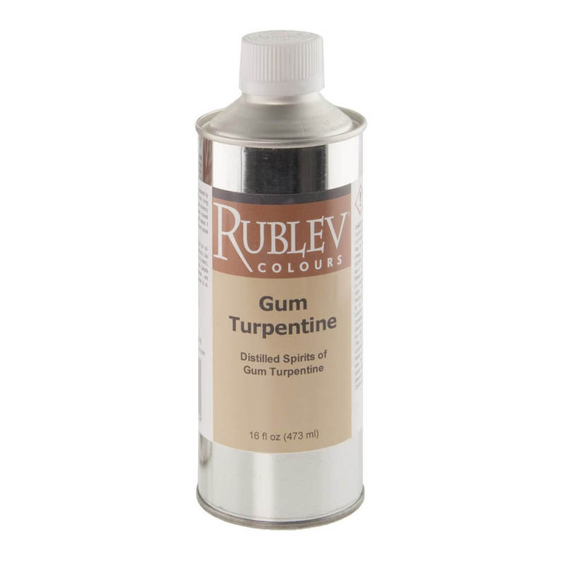 Natural Pigments Gum Turpentine 16 fl oz