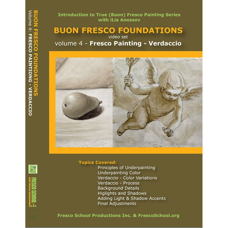 Buon Fresco Foundations DVD Vol. 4