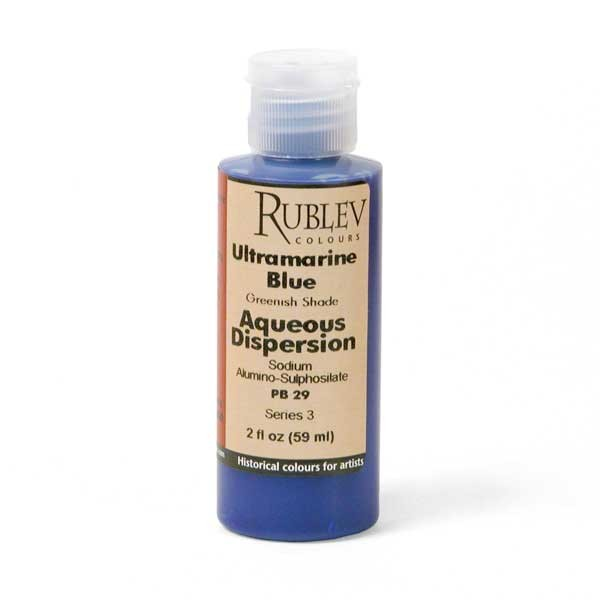 Ultramarine Blue (Greenish Shade) 2 fl oz
