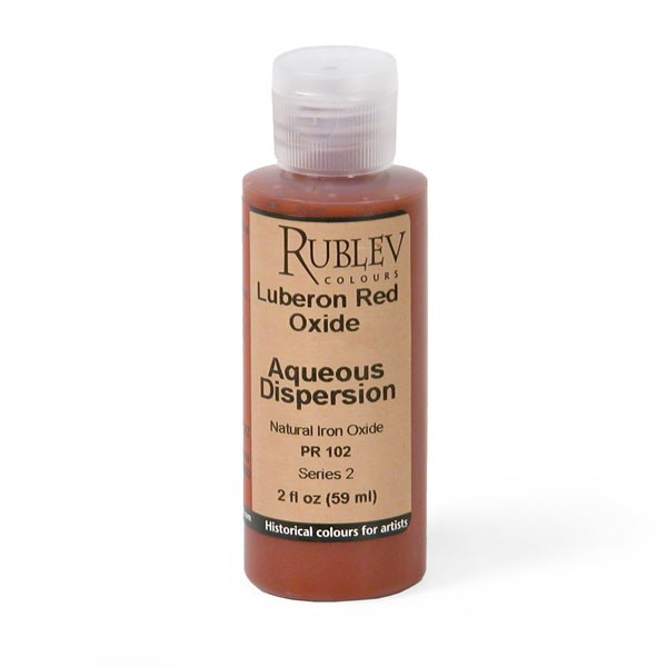 Luberon Red Oxide (Indian Red) 2 fl oz