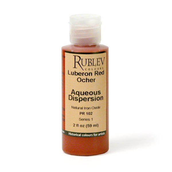 Luberon Red Ocher 2 fl oz