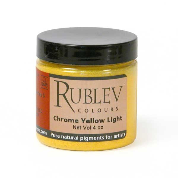 Chrome Yellow Light (4 oz vol)