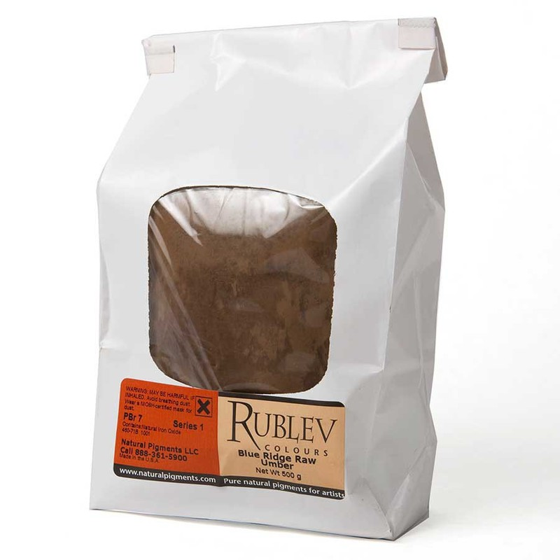 Blue Ridge Raw Umber 1 kg
