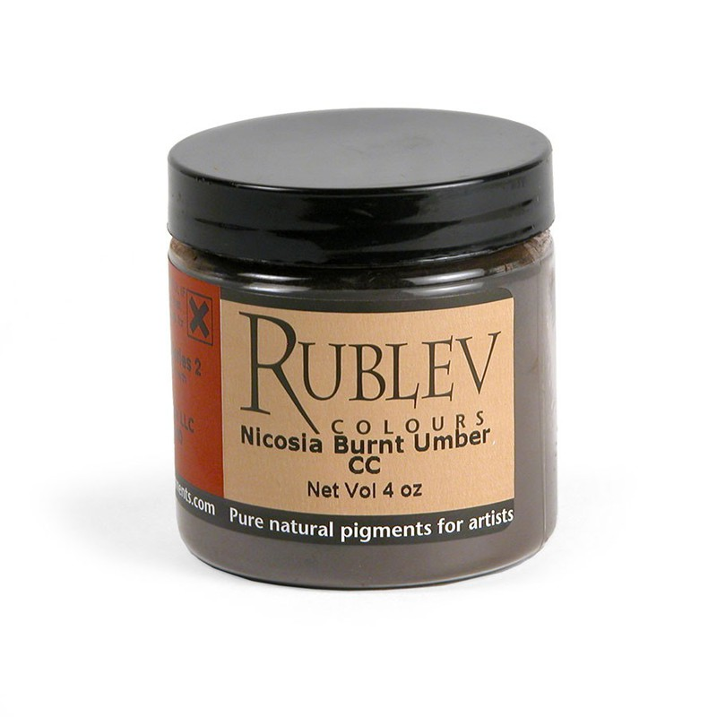 Nicosia Burnt Umber CC (4 oz vol)