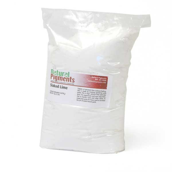 Slaked Lime (calcium hydroxide) 1 kg