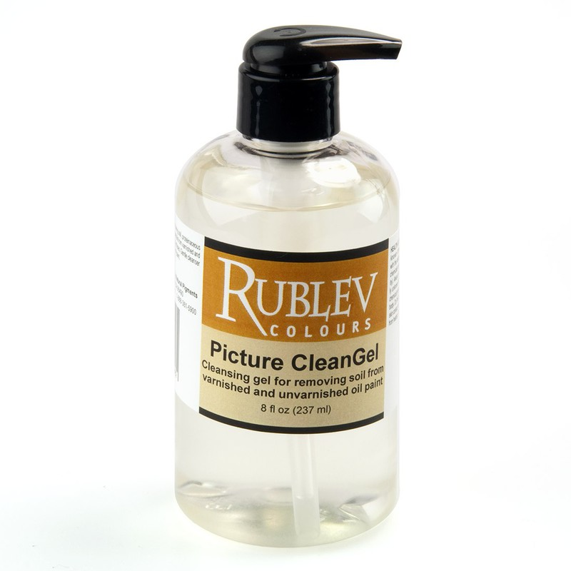 Picture CleanGel (8 fl oz)