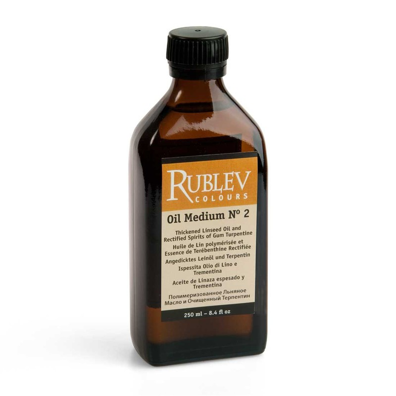 Rublev Colours Oil Medium No. 2 (250 ml)