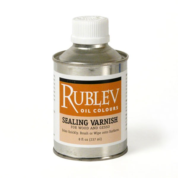Rublev Colours Sealing Varnish