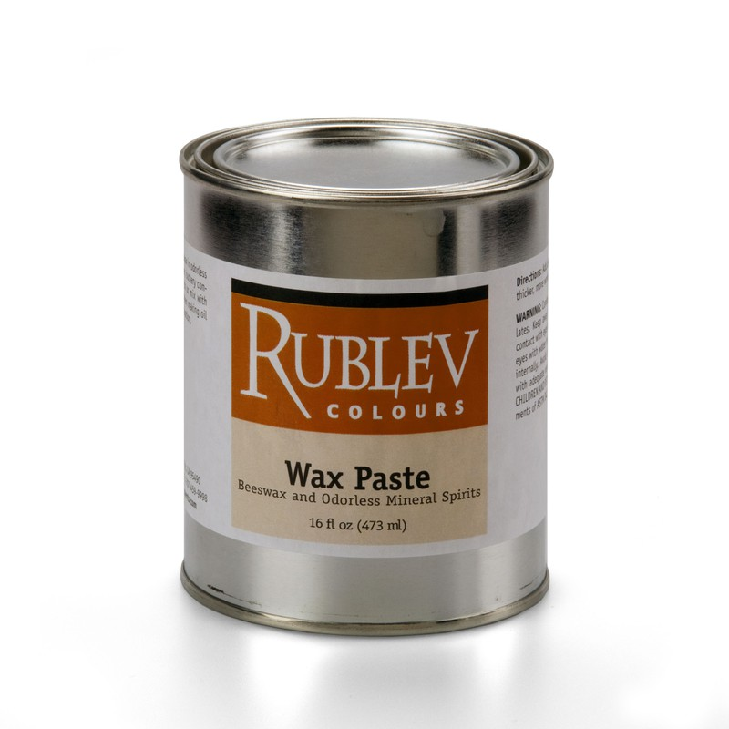 Rublev Colours Wax Paste