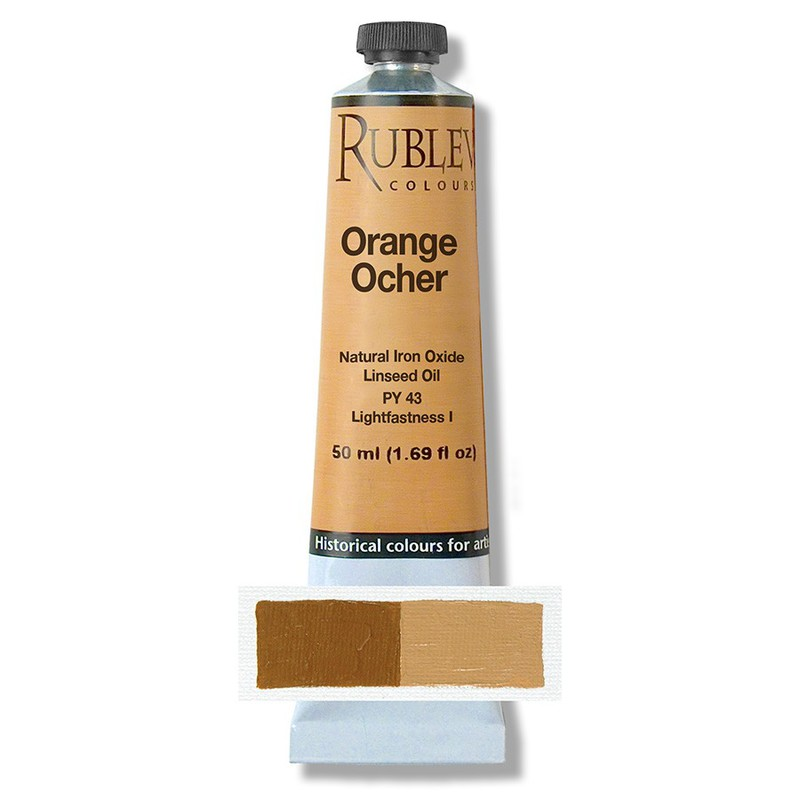 Orange Ocher 130ml
