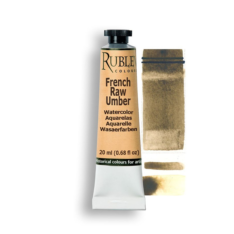 French Raw Umber 15ml