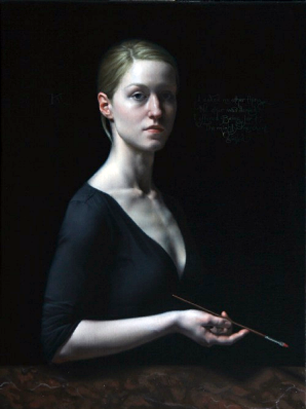 Kate Stone Self-Portrait