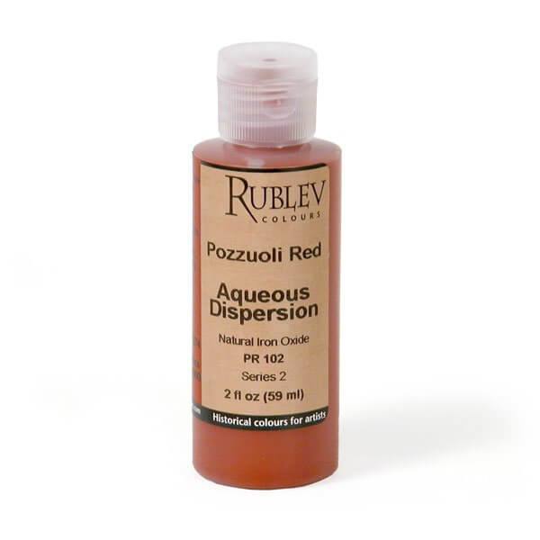 Rublev Colours Rublev Colours Pozzuoli Red 2 fl oz - Color: Red