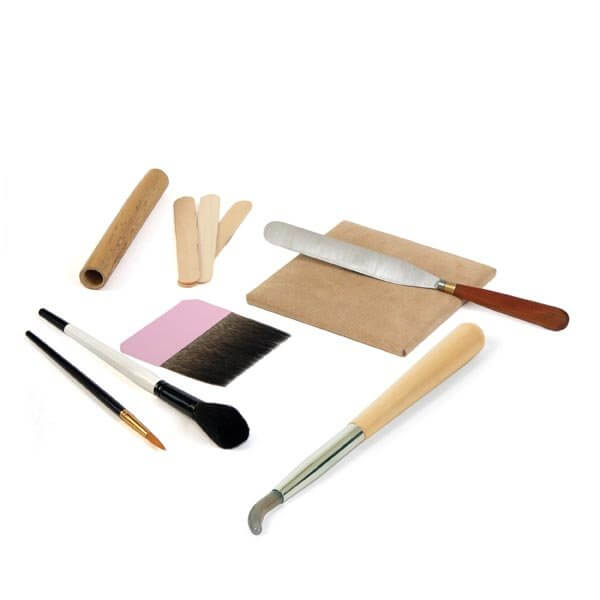 Natural Pigments Gilders' Tool Kit