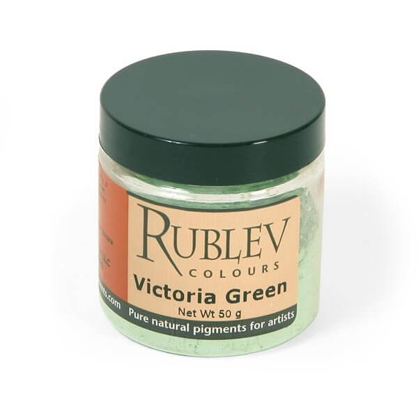 Natural Pigments Victoria Green 100g