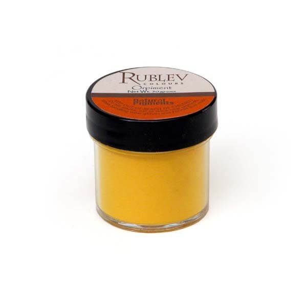 Rublev Colours Orpiment 100g