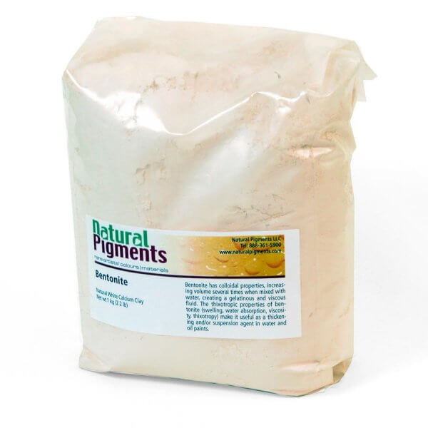 Natural Pigments Organoclay 500g