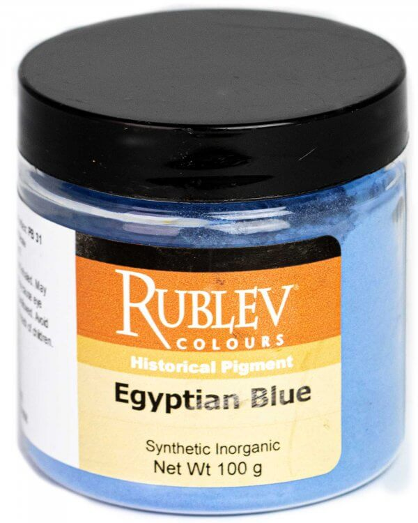 Rublev Colours Egyptian Blue 100g