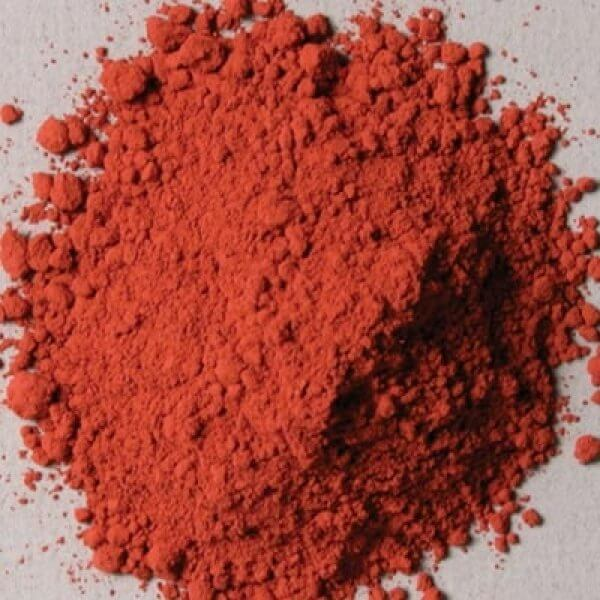 Natural Pigments Rublev Colours Venetian Red 1 kg