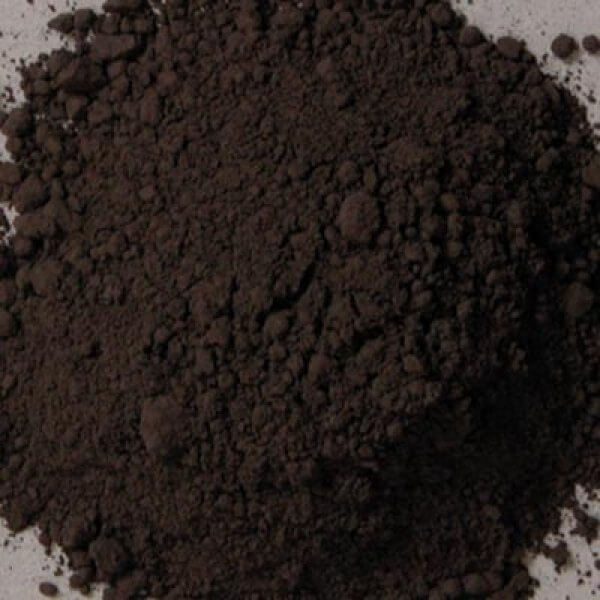 Natural Pigments Rublev Colours Roman Black 100 g
