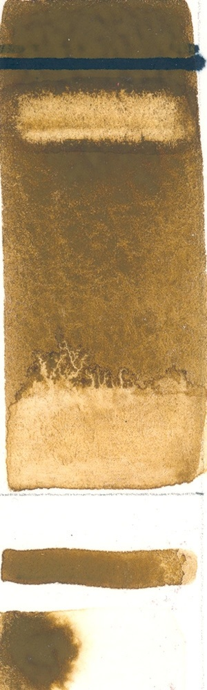 Rublev Colours Cyprus Natural Pigments Cyprus Raw Umber Light (Half Pan)