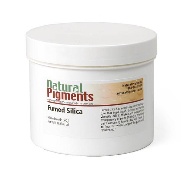 Natural Pigments Fumed Silica