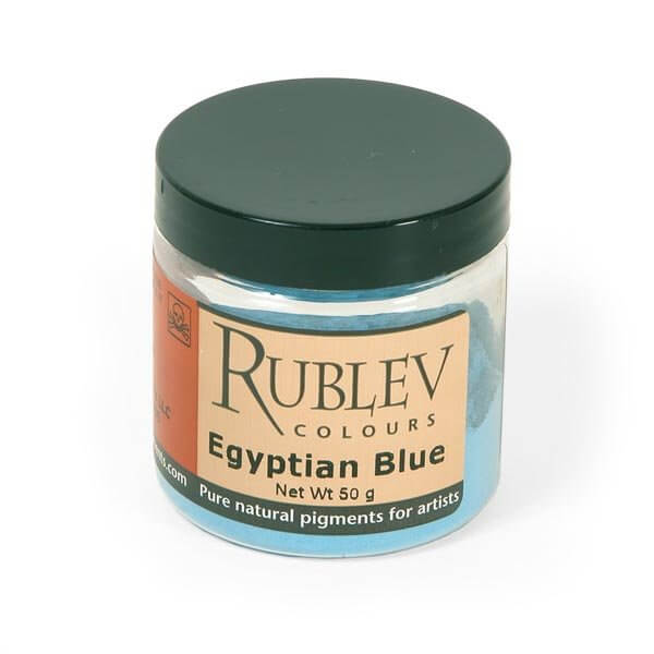 Natural Pigments Egyptian Blue 50g