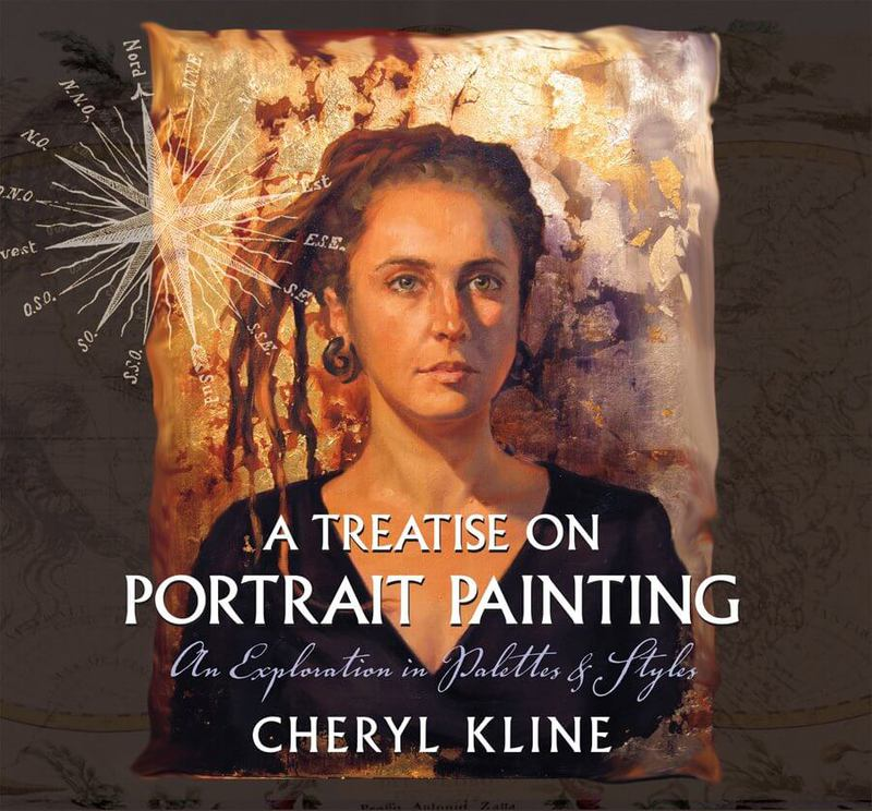 A Treatise on Portrait Painting--An Exploration in Palettes and Styles