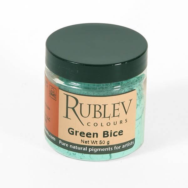 Natural Pigments Green Bice 50g