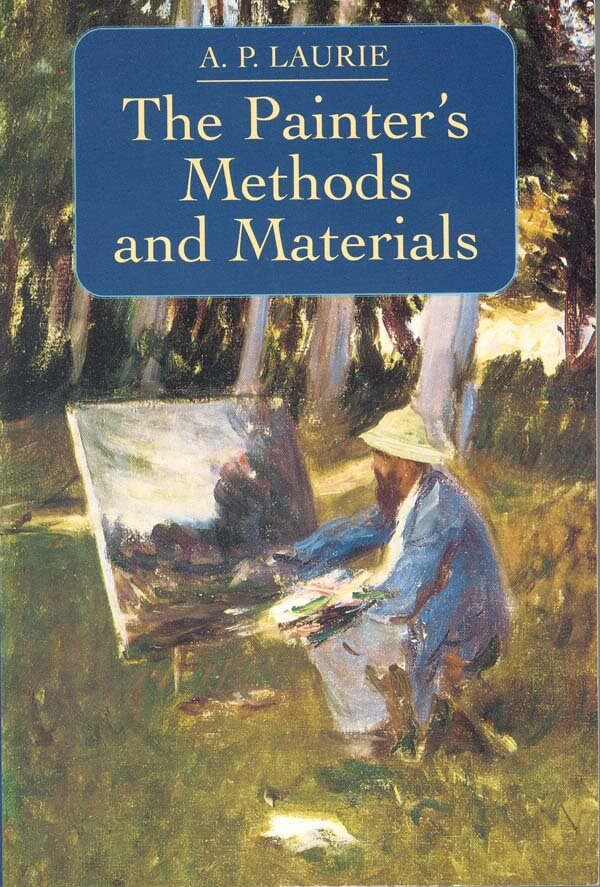 Dover Publications The Painters Methods and Materials