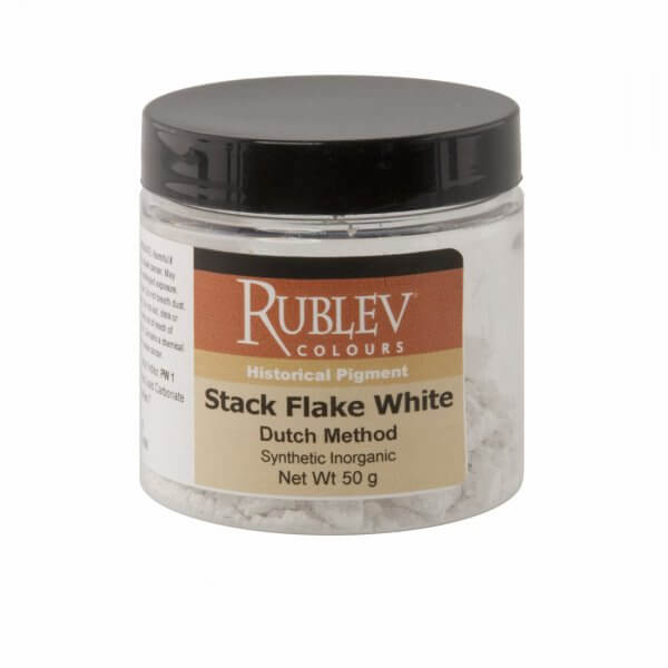 Natural Pigments Stack Flake White (50g)