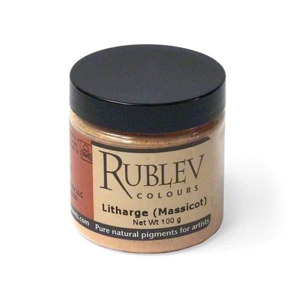 Rublev Colours Litharge 100g