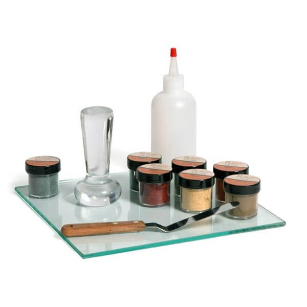 Natural Pigments Basic Paint Making Kit