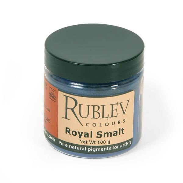 Rublev Colours Royal Smalt 100g
